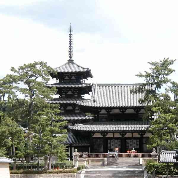 法隆寺の画像 p1_21