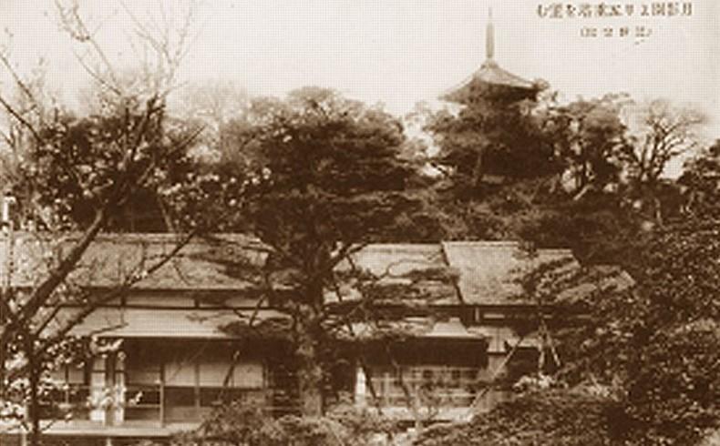 増上寺五重塔