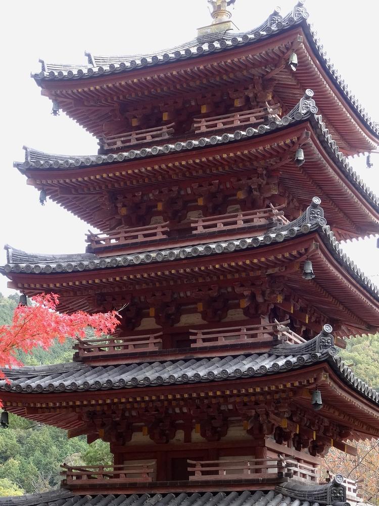 五重塔(江戸以前)