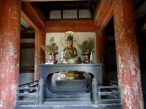 百済寺三重塔