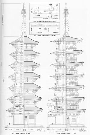 鎌倉再興塔復元案