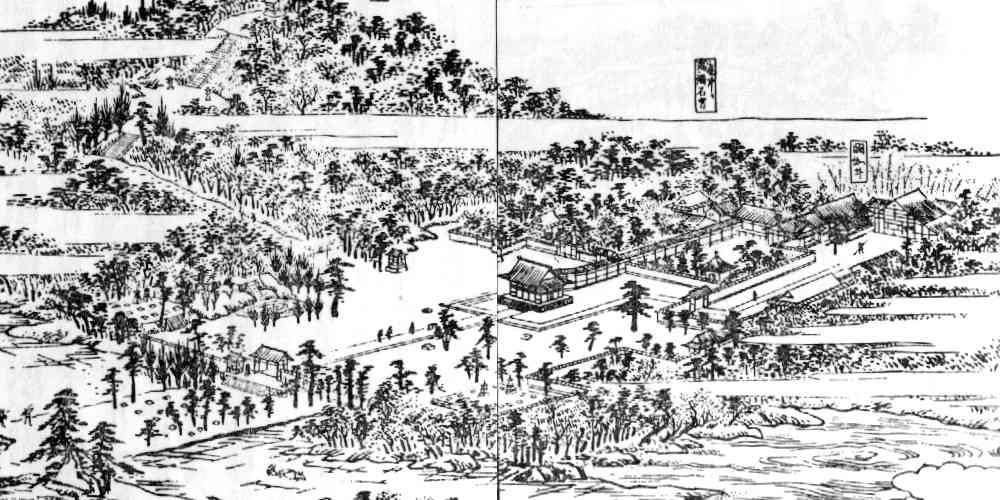 風呂 戦国時代 風呂 : 野中寺塔跡 (部分図)